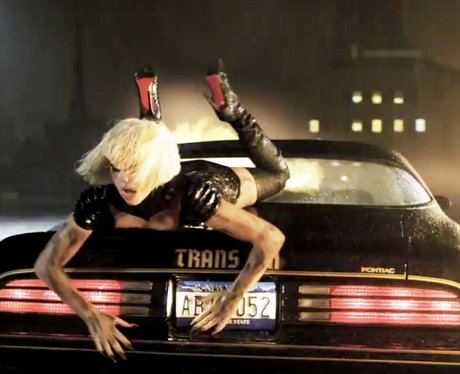 Lady Gaga Marry The Night