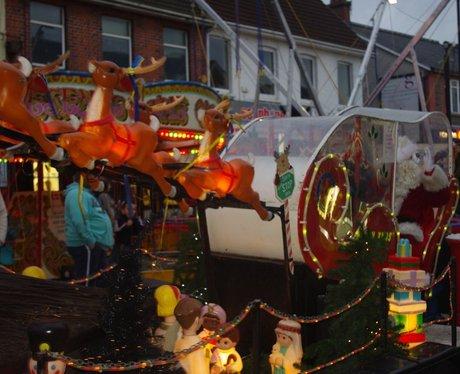 Blackwood Christmas Lights