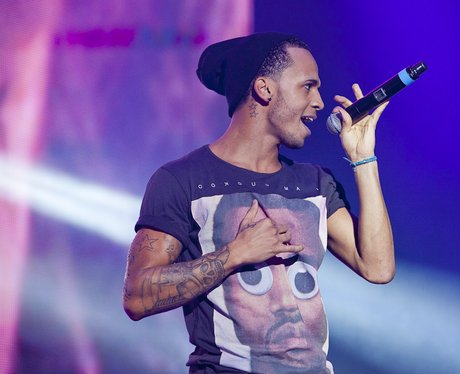 JLS live at the 2011 Jingle Bell Ball