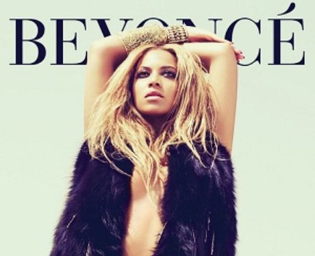 Beyonce '4' album cover