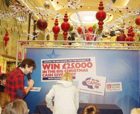The Big Christmas Giveaway At Eldon Square