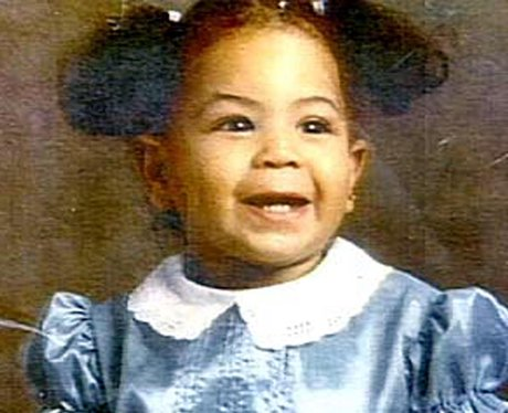 Beyonce Baby Picture