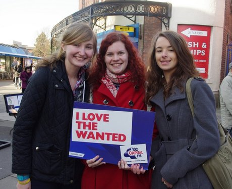 We Love The Wanted
