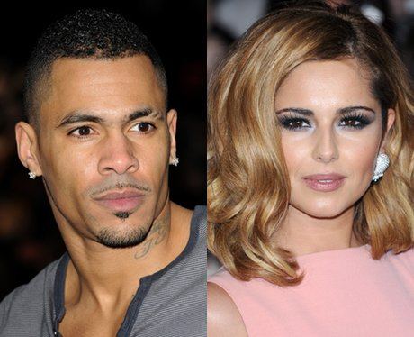 Harvey and Cheryl Cole