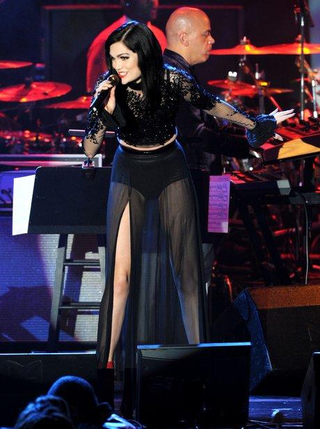 Jessie J Pre Grammy Awards Party 2012