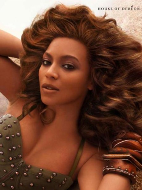 Beyonce House Of Deron poster