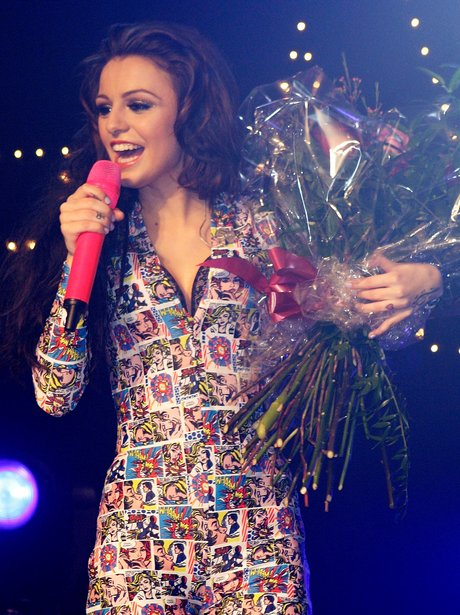 Cher Lloyd performs