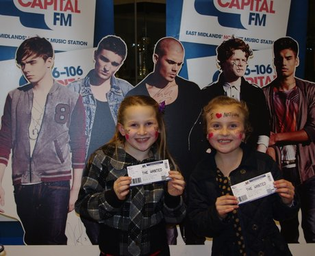 The Wanted, Nottingham