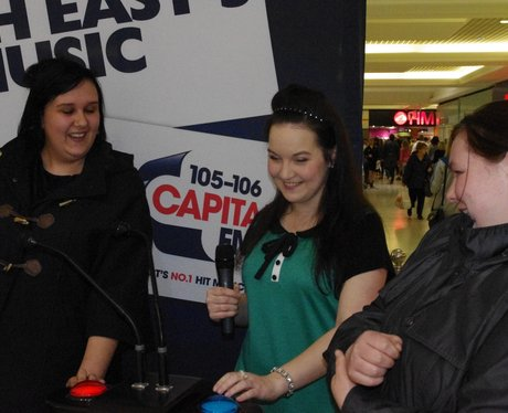 Hit Music Challenge at The Cleveland Centre