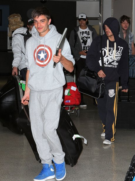 The Wanted In LA