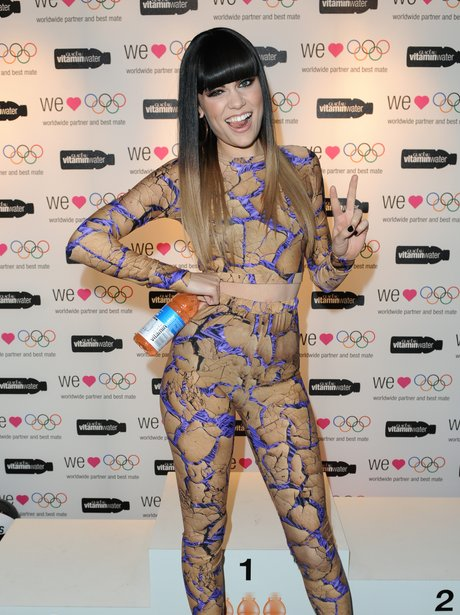Jessie J launches vitamin launch
