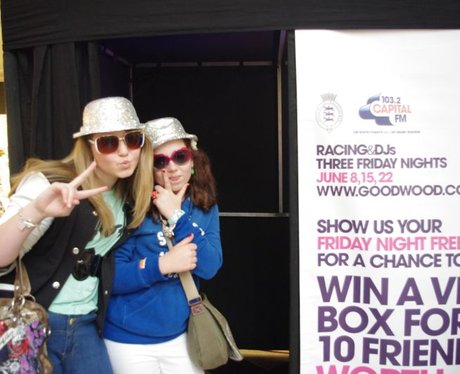 GoodWood Video Booth - West Quay