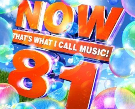 Now 81 album cover