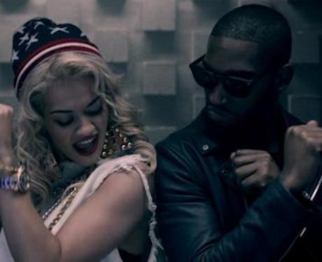 Rita Ora and Tinie Tempah