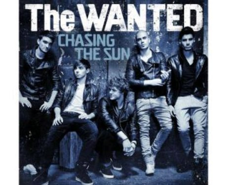 The Wanted Chasing The Sun cover