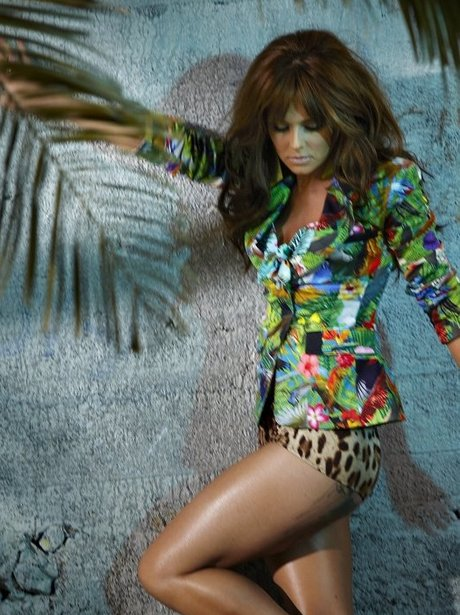 Cheryl Cole video shoot
