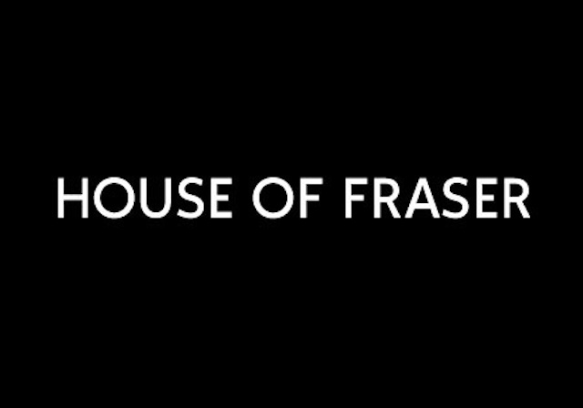 House of fraser gala evening capital south coast for Housse of fraser