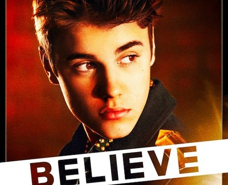 Justin Bieber Believe Album Cover