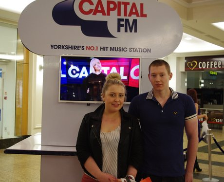 Meadowhall Lock-In