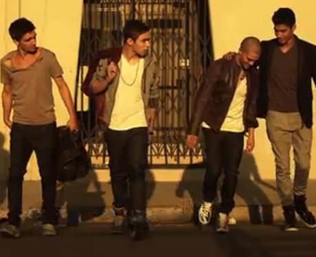 The Wanted 'Chasing The Sun Video'