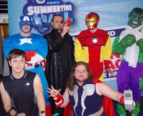 Newport Avengers Assemble Day