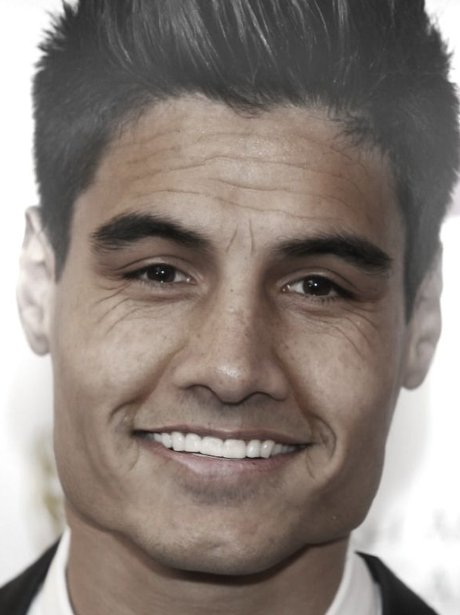 Siva The Wanted in the AgingBooth