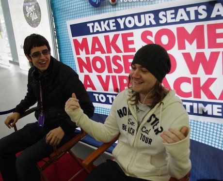 Take Your Seat - South Leicester College