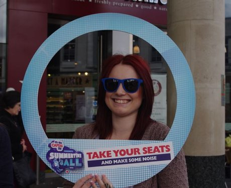 Take Your Seats - Westquay