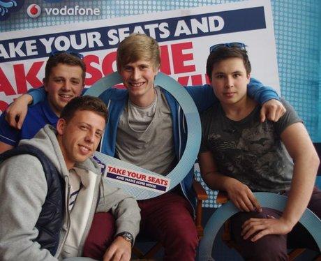 Take Your Seats - Vue Eastleigh