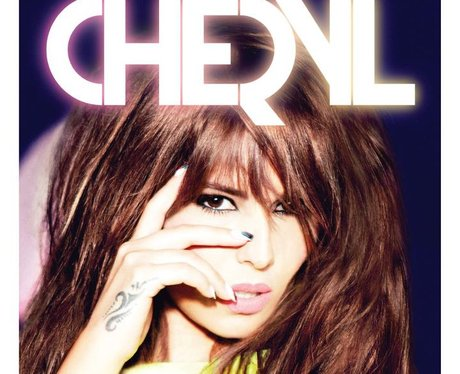 Cheryl Cole's 'A Million Lights' album cover.