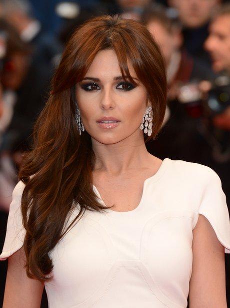 Cheryl Cole attend Cannes Film Festival 2012.