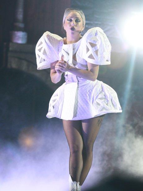 Lady Gaga on Tour in China