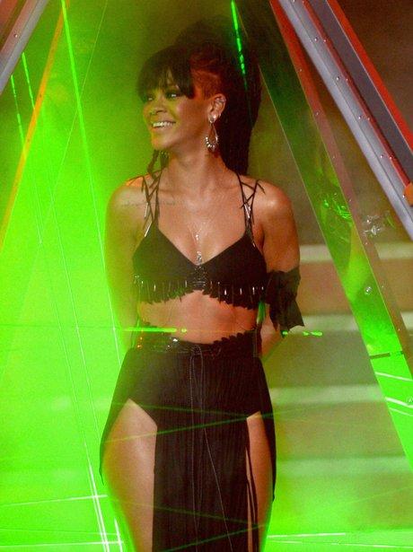 Rihanna American Idol