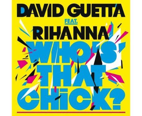 David Guetta- 'Who's That Chick'