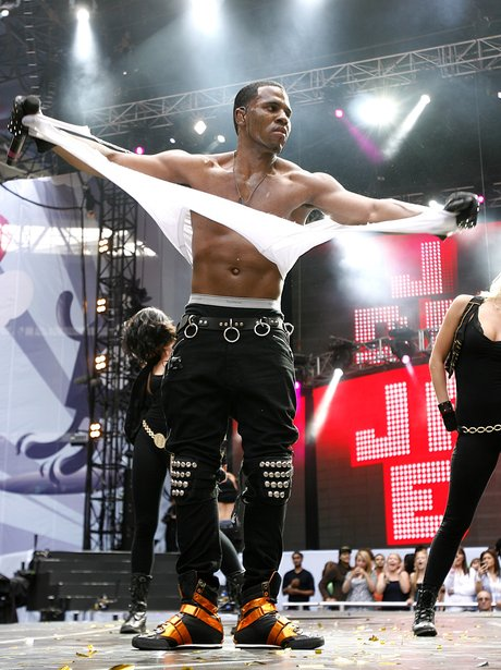 Jason Derulo Capital FM Summertime Ball 2010