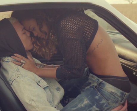 Rihanna - 'We Found Love' video