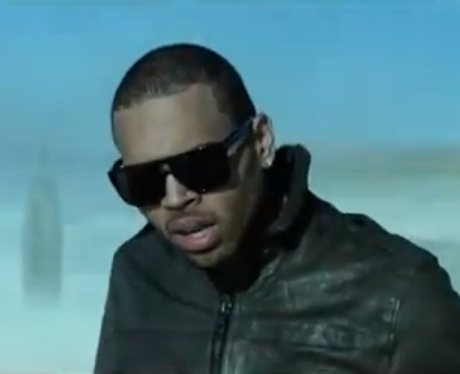 Chris brown's new video