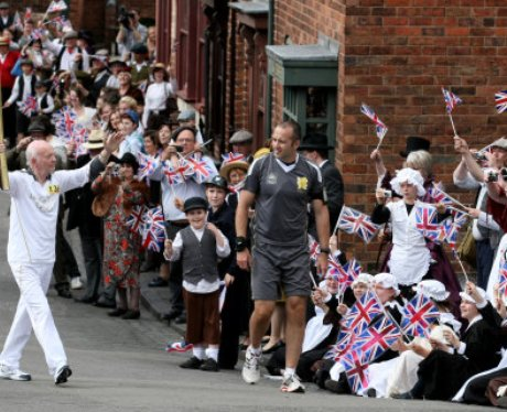 The Olympic Torch Relay Day 43: Towards Dudley and