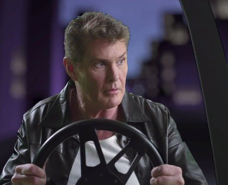 LMFAO - David Hasselhoff in Sorry for Party Rockin