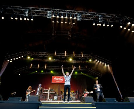 The Olympic Torch Concert with The Wanted
