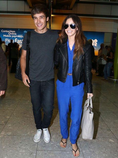 Liam Payne and Girlfriend