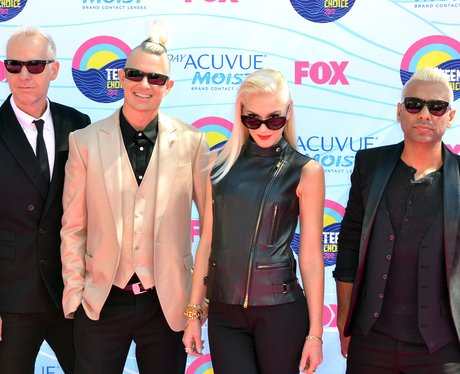 No Doubt at the Teen Choice Awards 2012