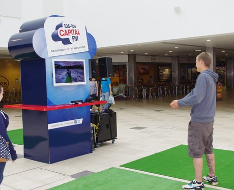 Kinect Competition with The Galleries