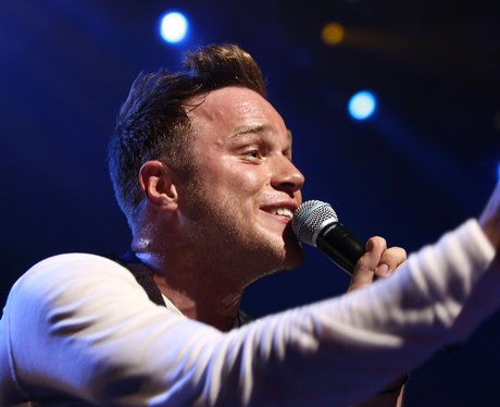 Olly Murs live at iTunes fetsival 2012