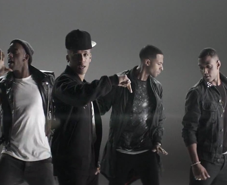 JLS' 'Hottest Girl In The World' music video.