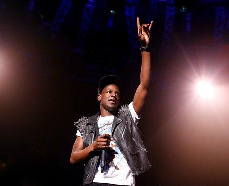 Labinrth live at iTunes Festival 2012