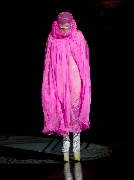 Lady Gaga London Fashion Week