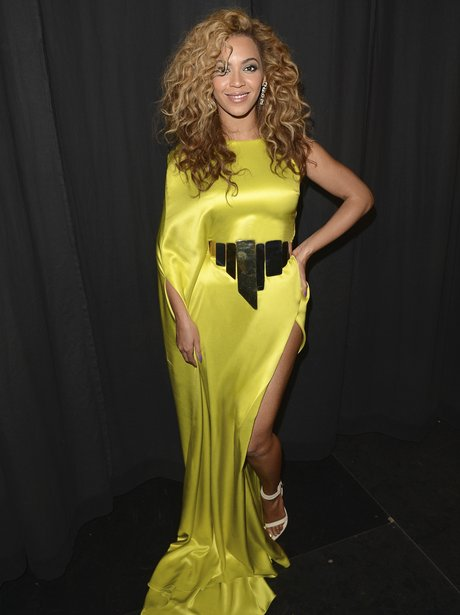 Beyonce attends the 2012 BET Awards