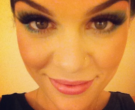 Close up picture of Jessie J