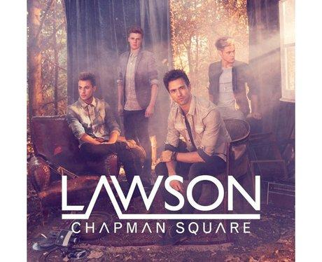Lawson 'Chapman Square' single cover